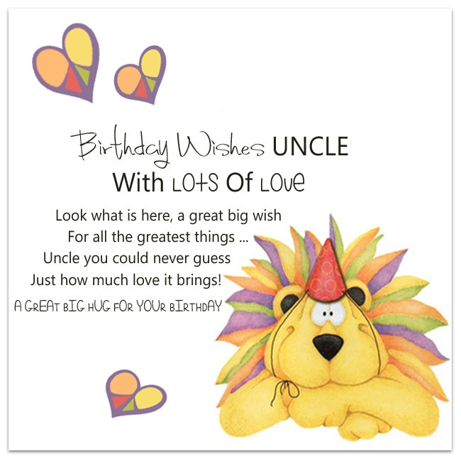 happy birthday uncle quotes wishes messages