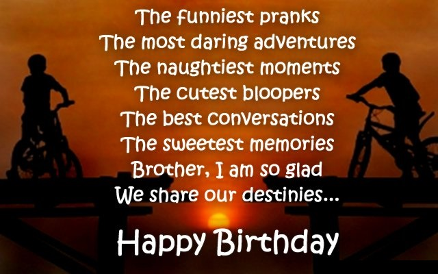 Cute animated happy birthday images for brother