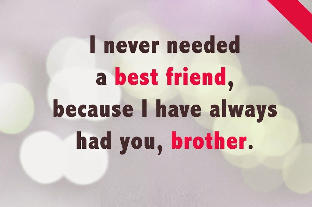 Brother Birthday Quotes Wishes And Messages