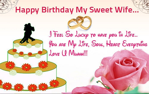 the 55 romantic birthday wishes for wife wishesgreeting - 768×485