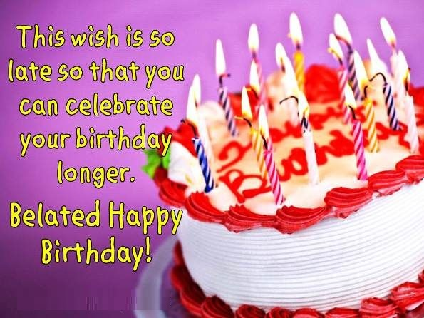 Birthday wishes messages image