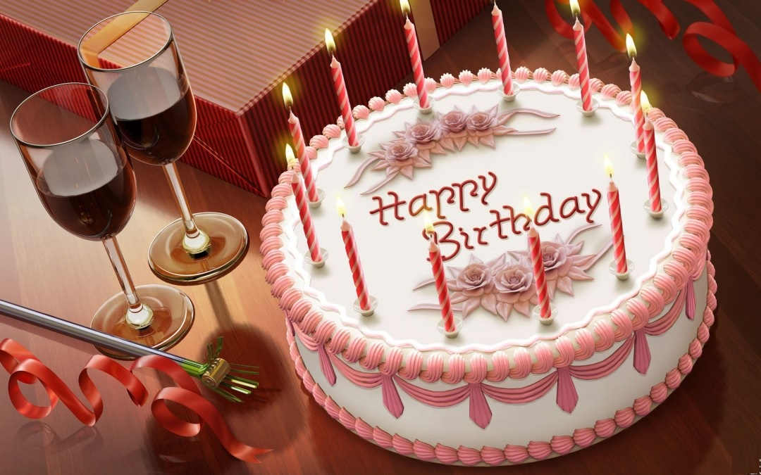 Happy Birthday Cake Images Pictures And Wallpapers